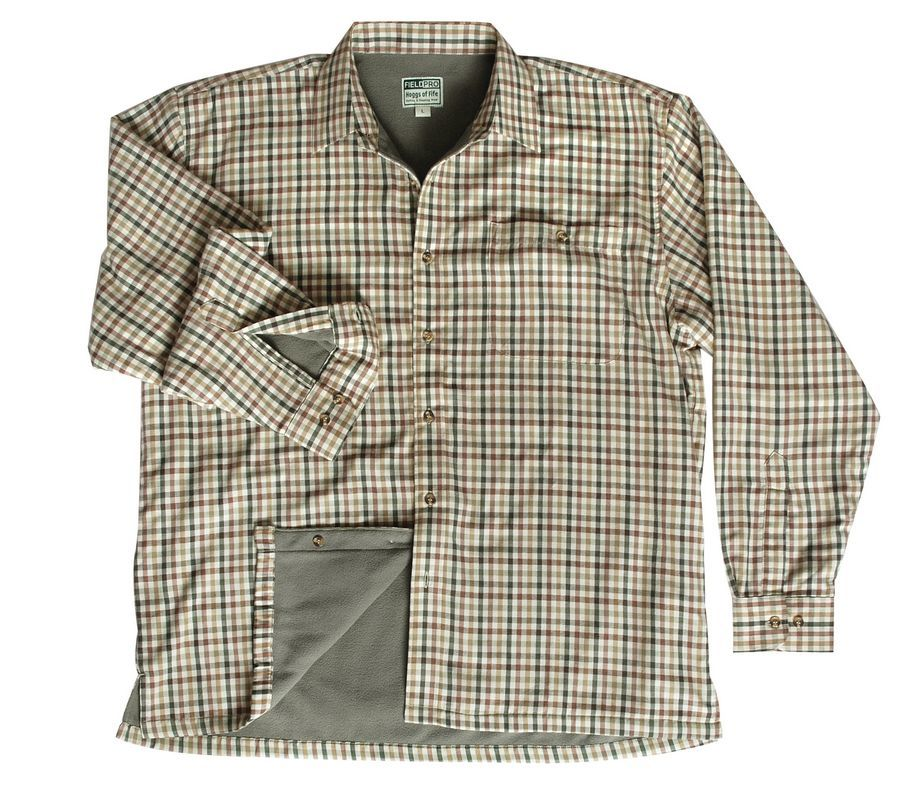 Bracken Micro Fleece Lined Shirt