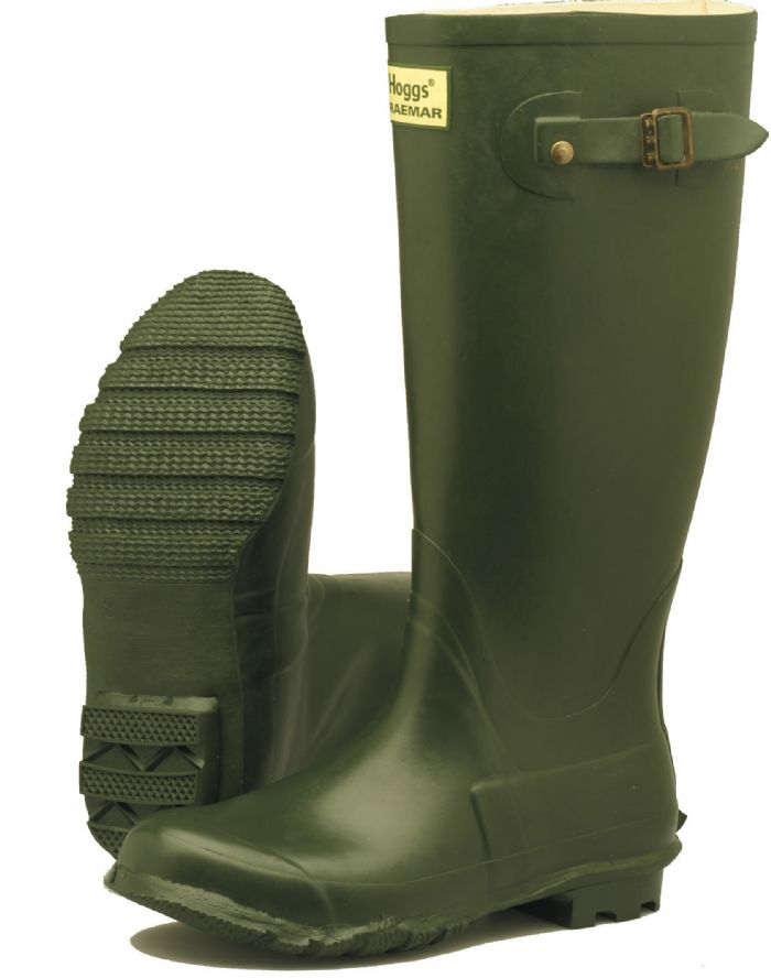 Braemar Wellington Boots