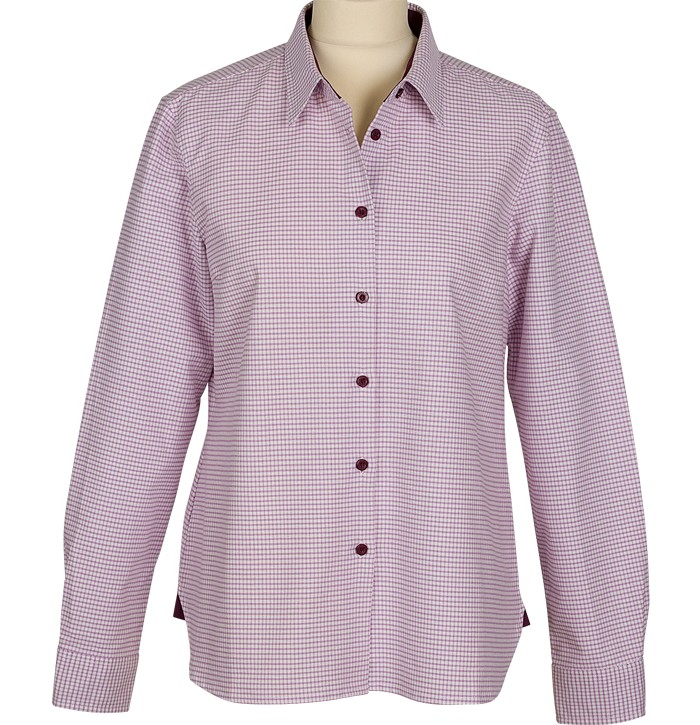 Brodie Ladies Check Shirt