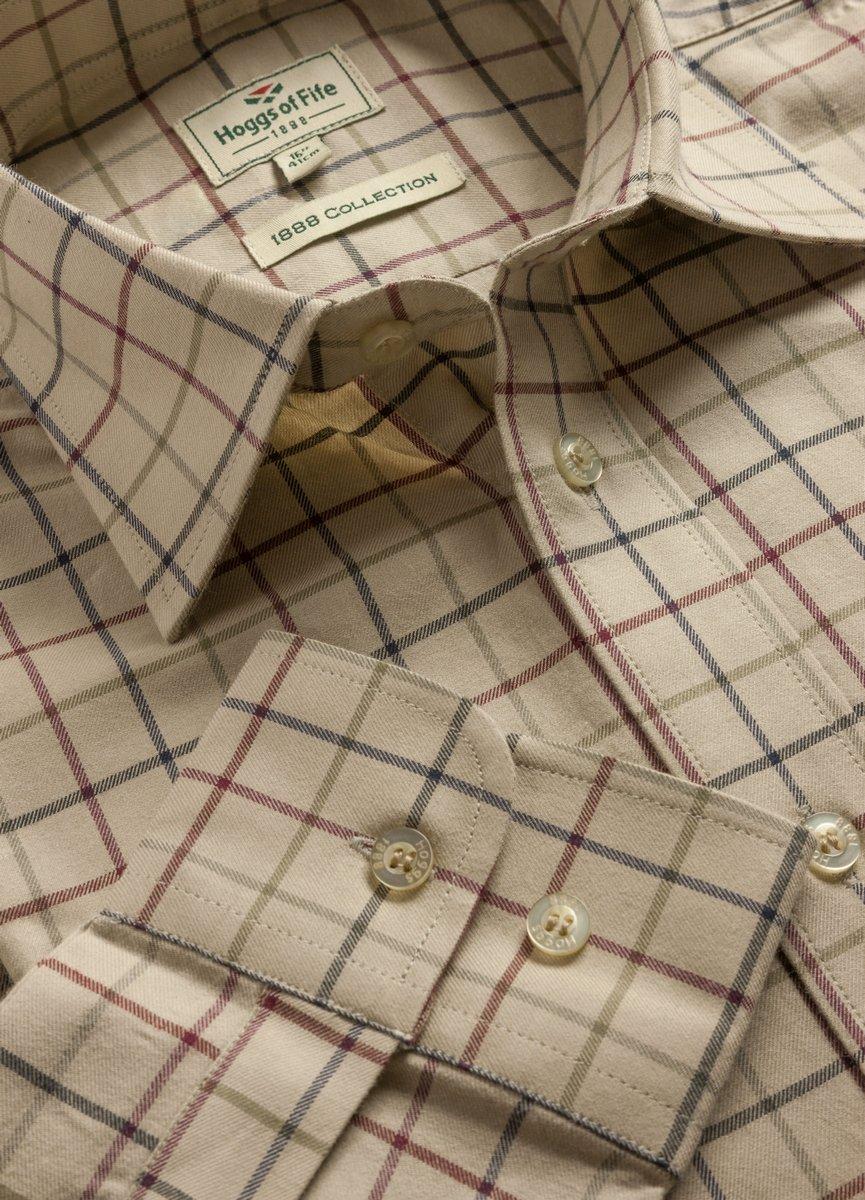 Chieftain Premier Tattersall Shirt