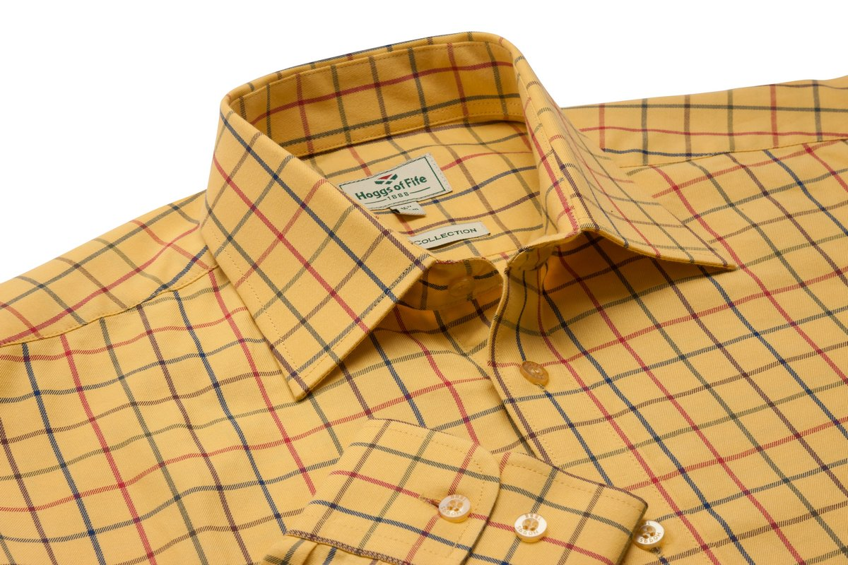 Governor Premier Tattersall Shirt