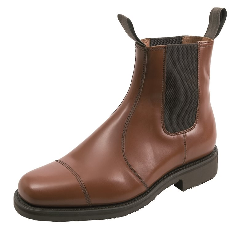 Ayr Market Boot Rambler Sole