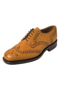 Stirling Brogue Leather Sole