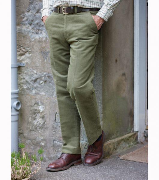 Monarch Moleskin Trousers