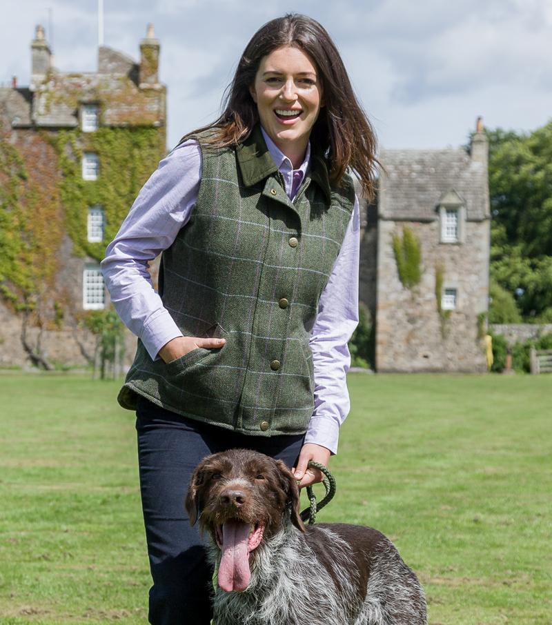 Albany Tweed Waistcoat