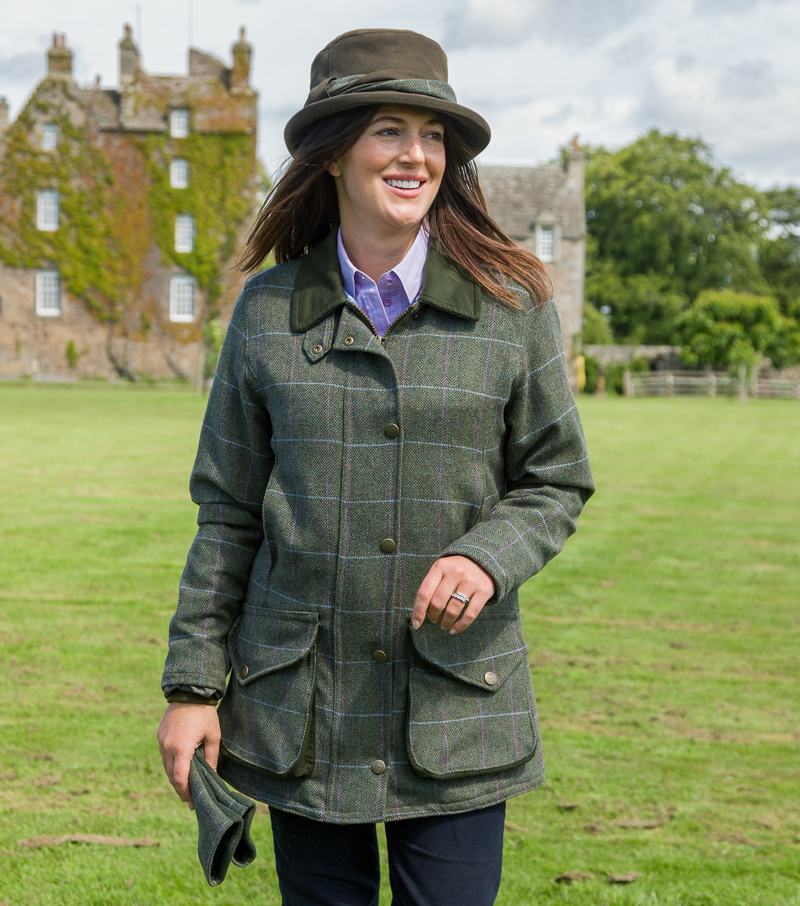 Albany Tweed Shooting Jacket