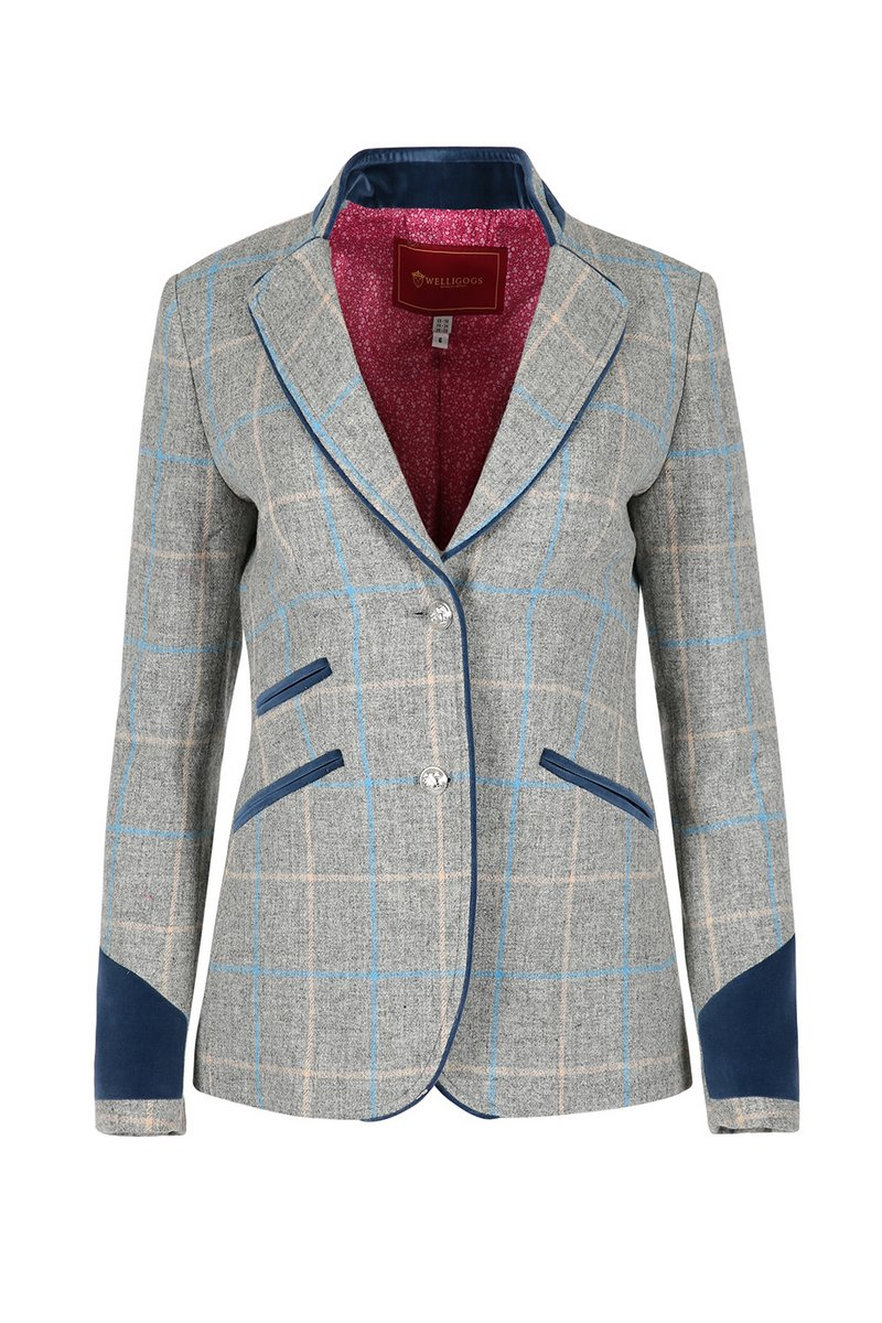 Ascot Tweed Jacket