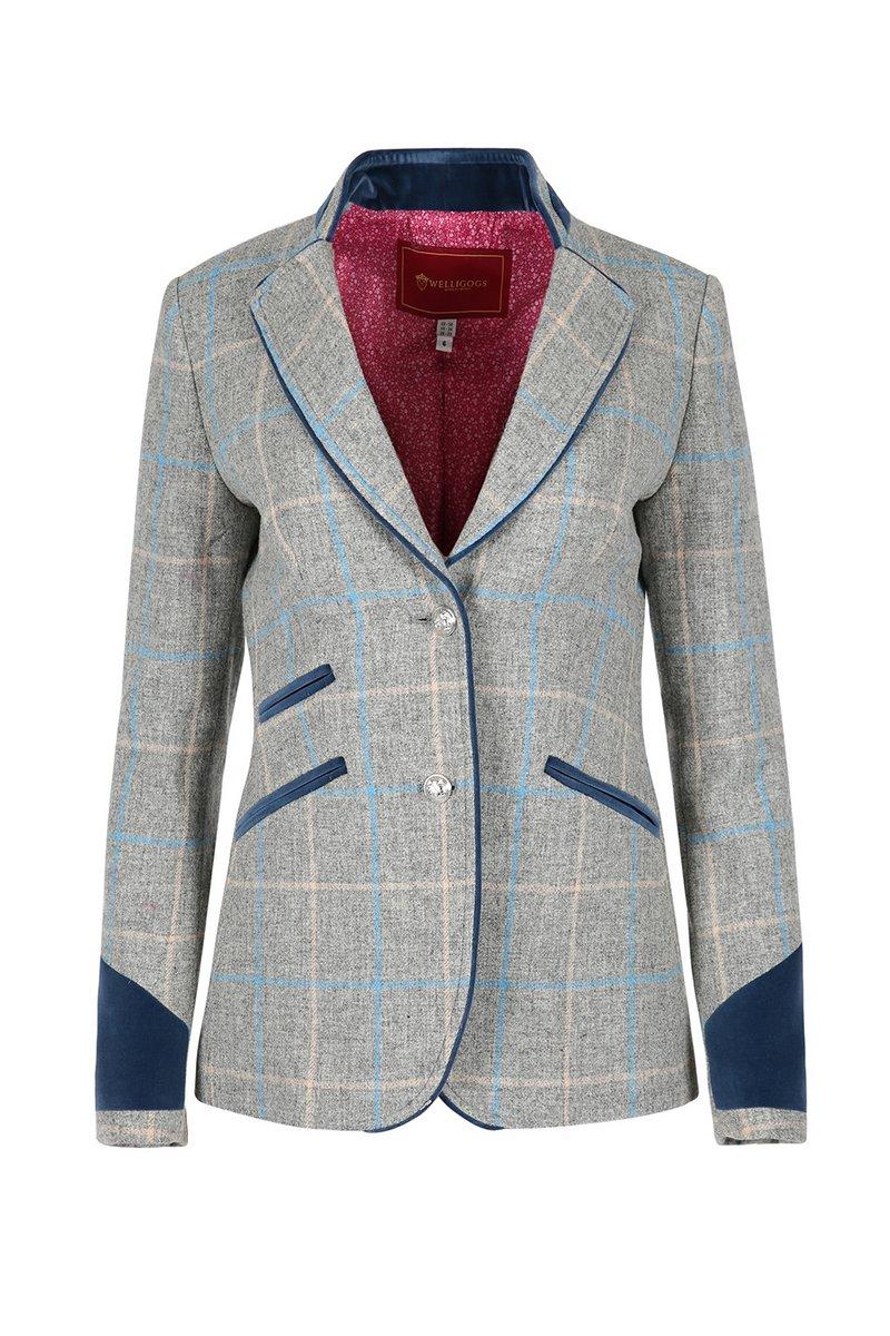 Ascot Tweed Jacket