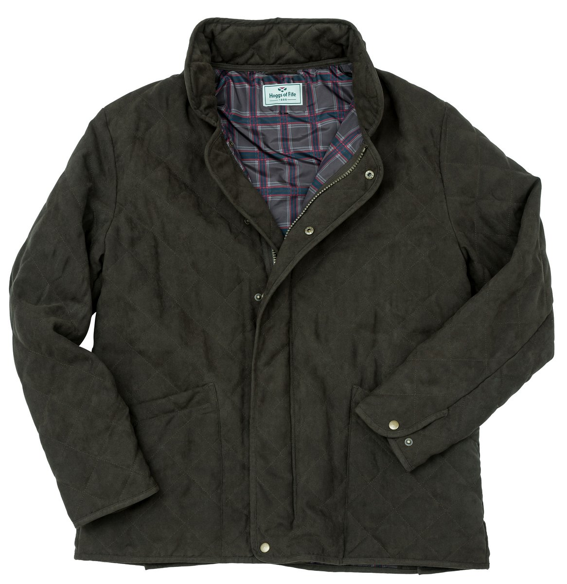 Carlton Quilted Jacket
