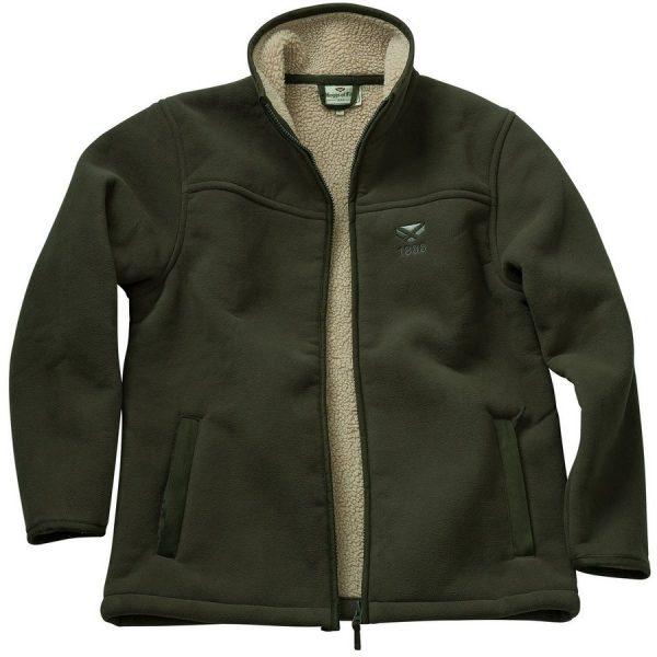 Clydesdale Heavy Fleece Jacket