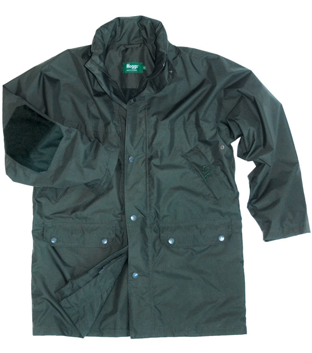 Green King Waterproof Jacket