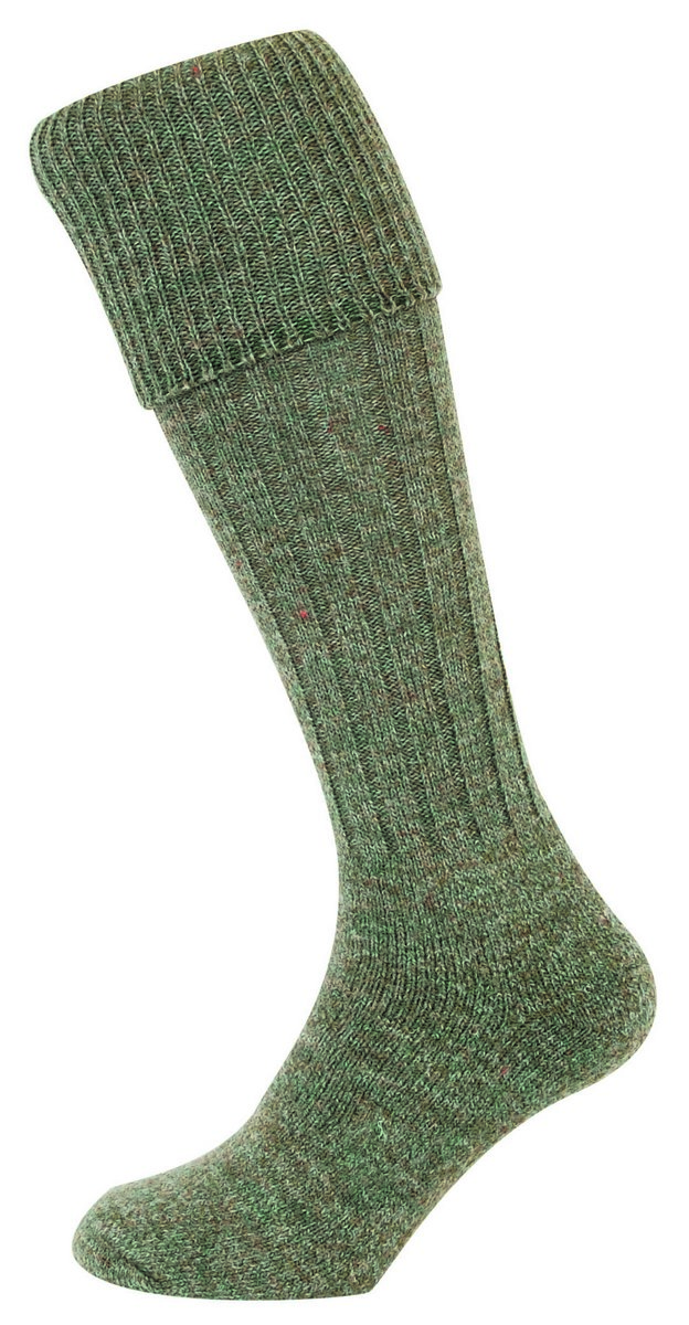 Country Ribbed Knit Stocking