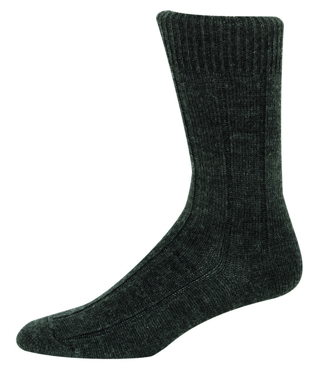 Traditional Brogue Sock