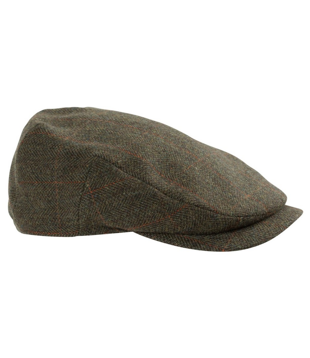 3c5b37061411d Hoggs of Fife Harewood Tweed Cap - PPG Country Clothing