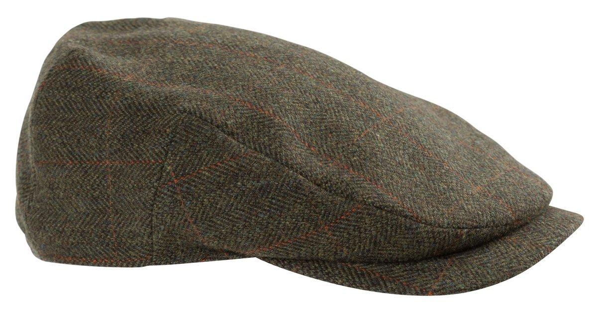 Harewood Tweed Cap