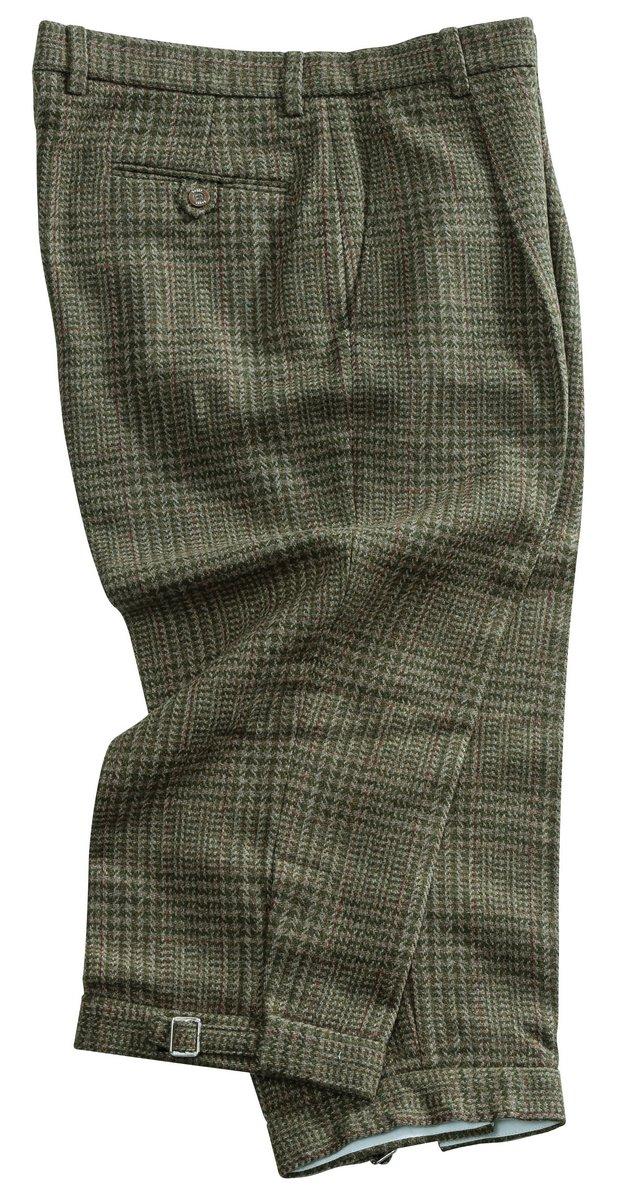 Invergarry Tweed Breeks