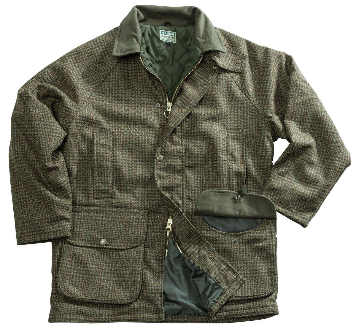 Invergarry Tweed Shooting Jacket