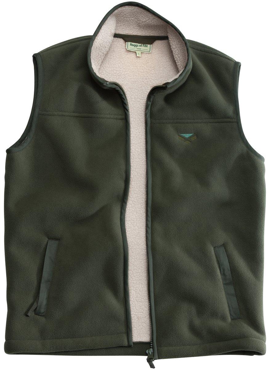 Mustang Heavy Fleece Waistcoat