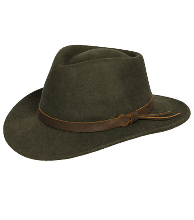 Perth Crushable Felt Hat