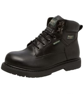 Saturn Black Safety Boot