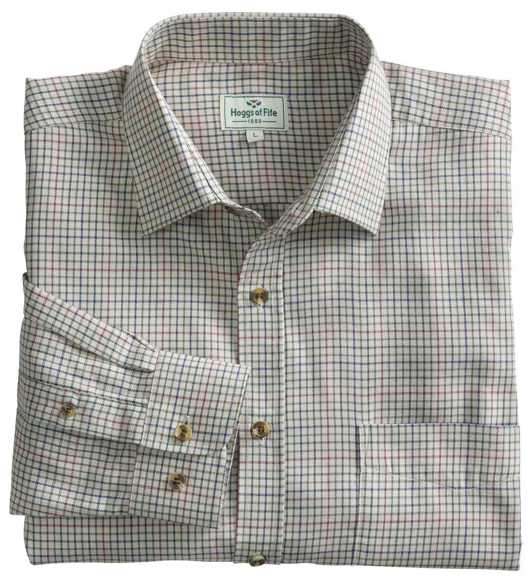 Skye Mid Size Tattersall Shirt