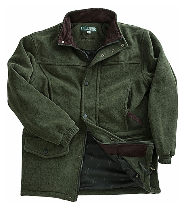 Sportsman Fleece Shooting Jacket