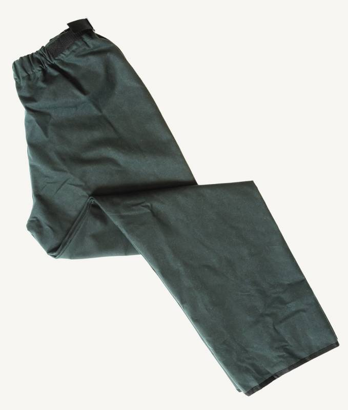 Waxed Overtrousers