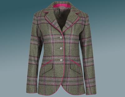 Ladies Tweed Jackets