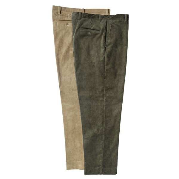 Mid Weight Cord Trousers