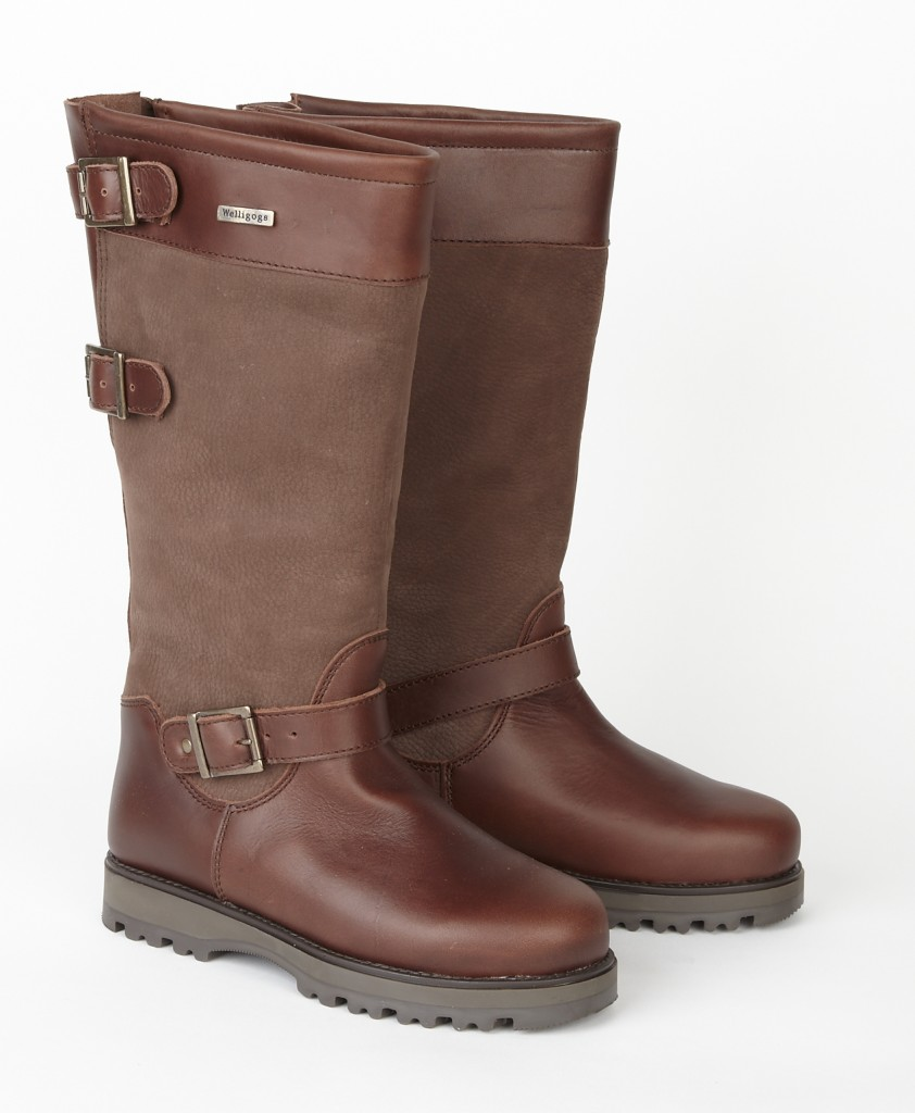 Ranger Brown Leather Boots