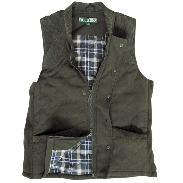 Skyree Quilted Shooting Waistcoat