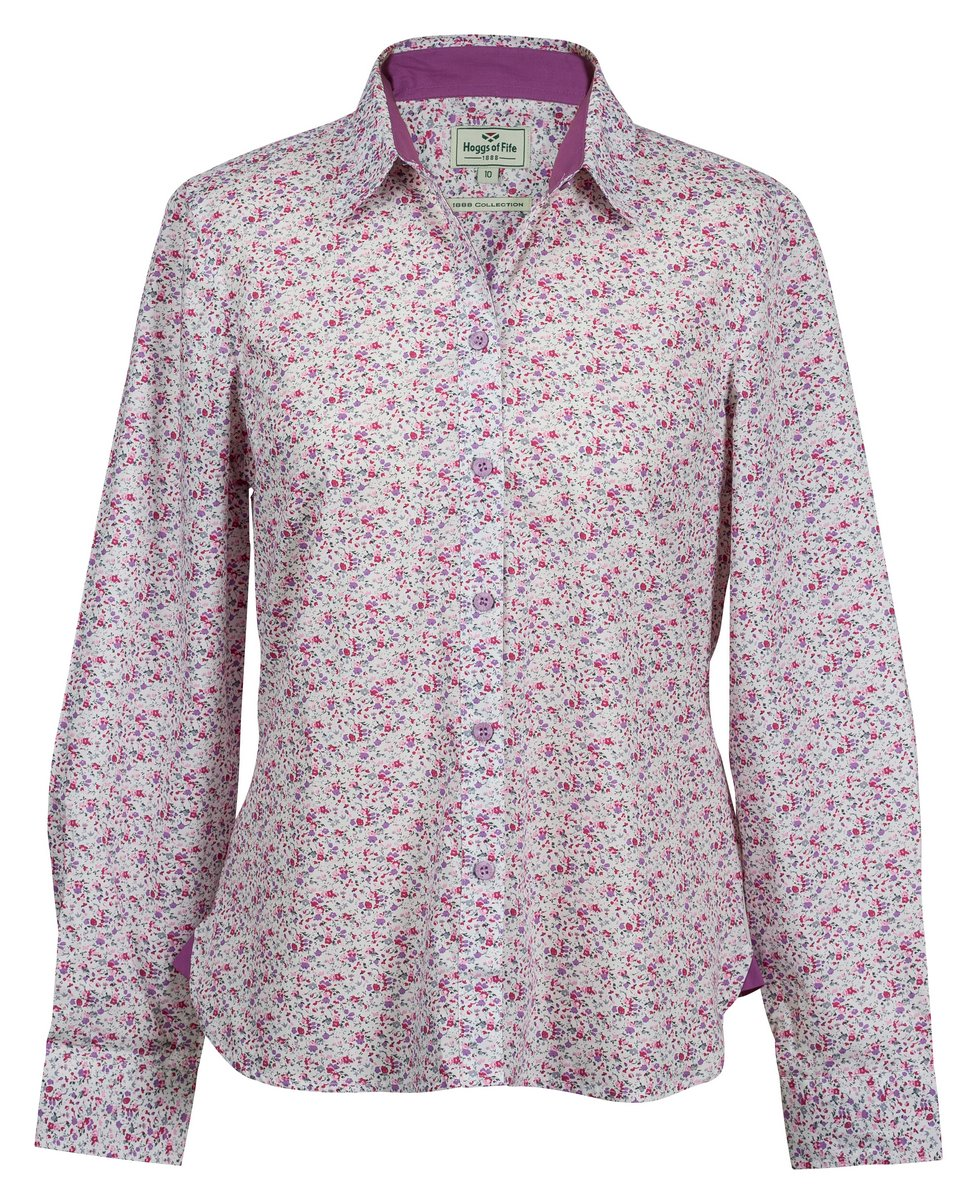 Bella Ladies Floral Shirt