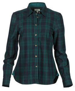 Beth Ladies Cotton Shirt