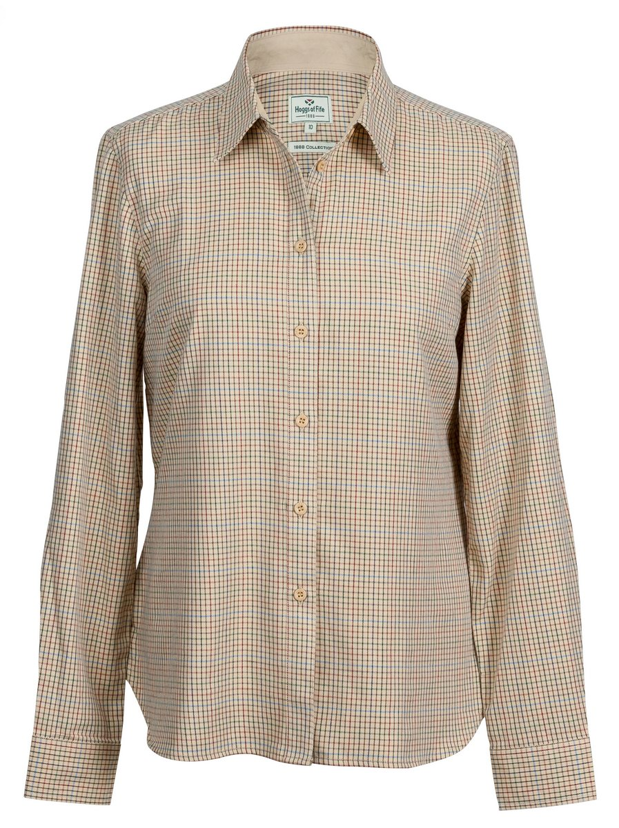 Brook Ladies Cotton Shirt