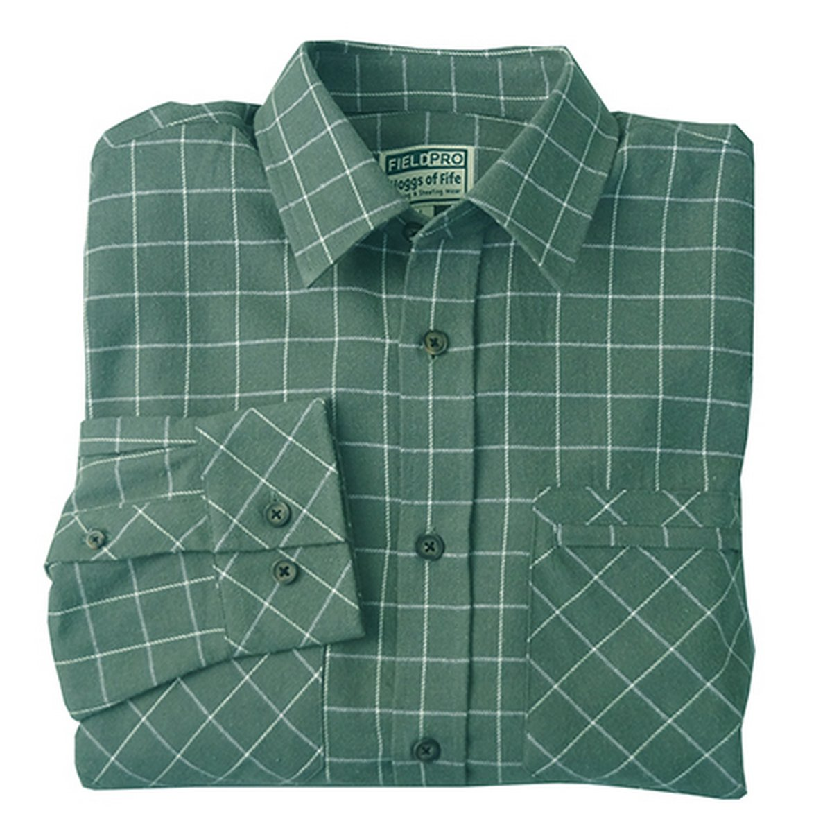 Pine Luxury Hunting Shirt