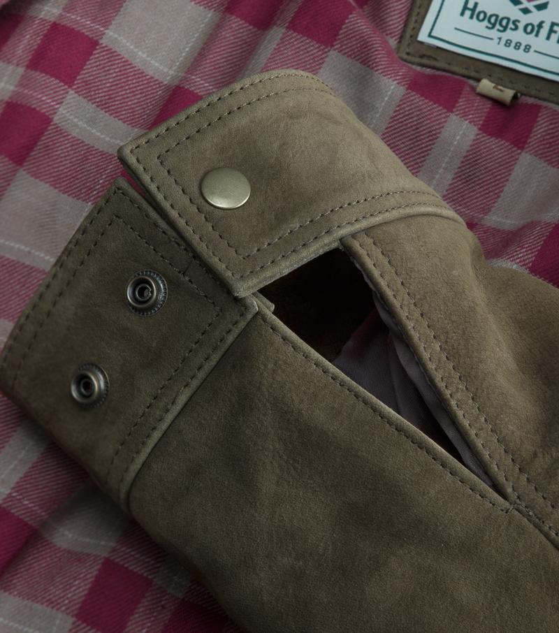Dunkeld Leather Jacket