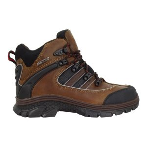 Hoggs of Fife Apollo Safety Hiker Boot Brown Colour
