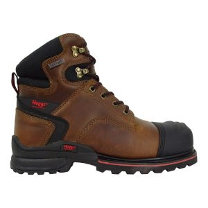 Hoggs of Fife Artemis Premium Safety Boot Brown Colour