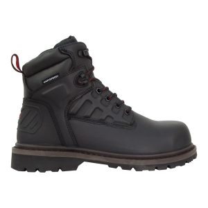 Hoggs of Fife Hercules Safety Boot Black Colour