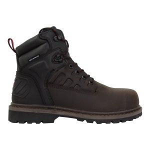 Hoggs of Fife Hercules Safety Boot Crazy Horse Brown